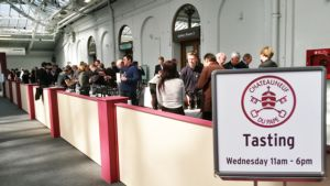 Daily tasting à la London Wine Fair - May 23rd