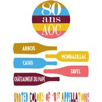 Les premières AOC viticoles de France fêtent leur 80 ans !