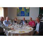 L'ex-ambassadeur des Etats-Unis fan des vins de Châteauneuf-du-Pape