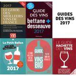 Les guides du vins 2017