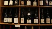 Le vin devant soi